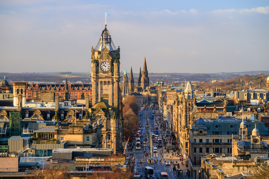 Škotija - Airija... pasaka apie Smaragdo salą ir kitos istorijos (su vadovu iš Lietuvos)
