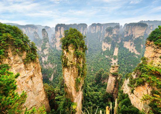"""Užburianti Kinija: didžiausi miestai ir """"Avataro"""" kalnai (13d/11n)"""