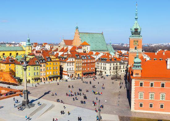 Varšuva - Zakopanė - Velička - Krokuva 3d.