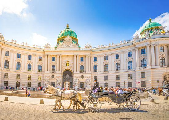 Praha - Viena - Budapeštas 5d./4n.