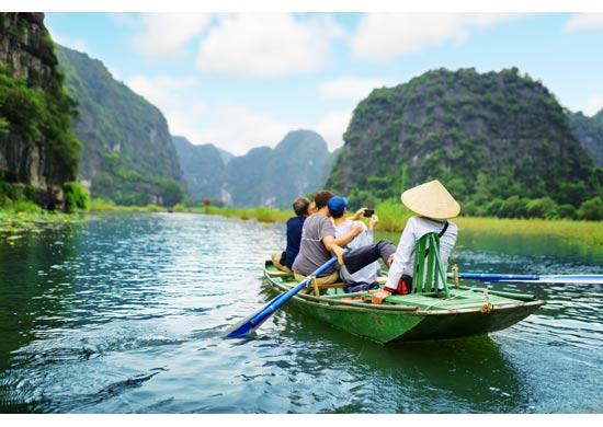 Klasikinis Vietnamas su poilsiu