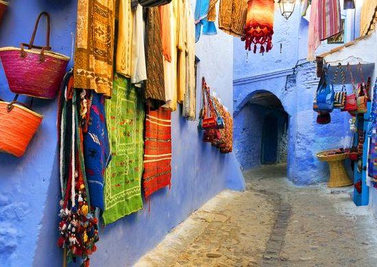 Portugalija-Ispanija-Marokas