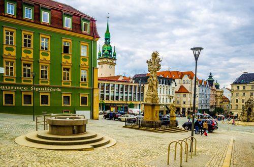 Čekijos Moravija