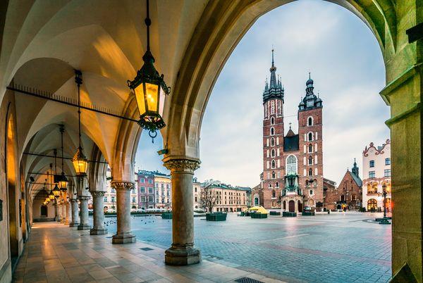Varšuva - Velička - Krokuva - Čenstakava