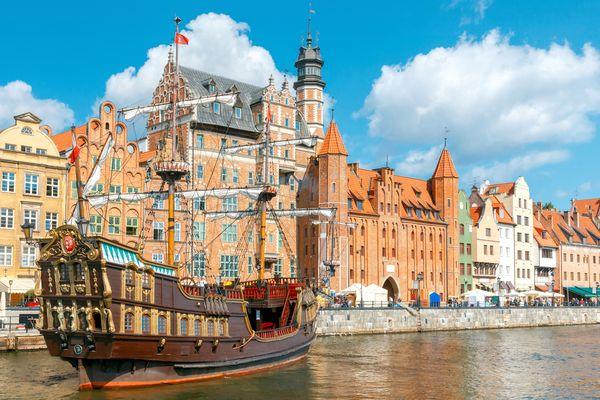 Gdanskas - Sopotas - Marienburgas - Griunvaldas