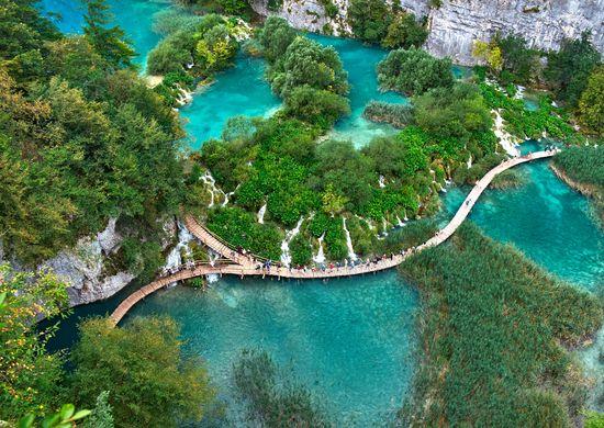 Pažintinė - poilsinė pietų Kroatija 9d.