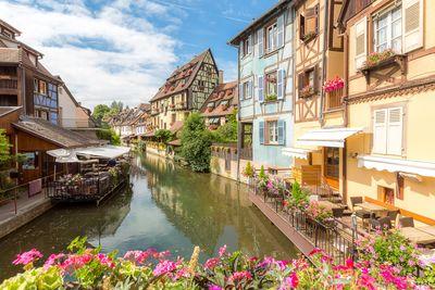 Prancūzijos Elzasas ir Vokietijos Švarcvaldas