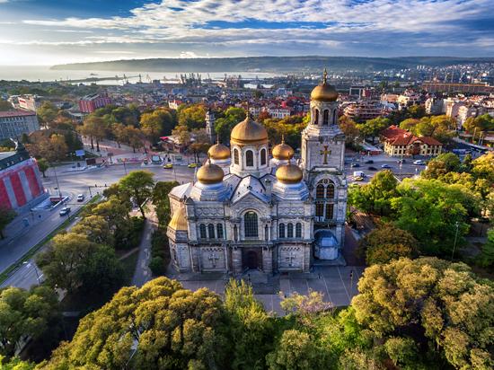 Saulėtoji Bulgarija aplankant Serbiją ir Makedoniją 12d.