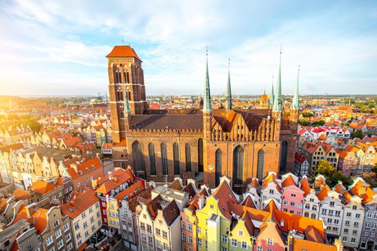 Lenkija. Gdanskas - mažieji Nyderlandai Baltijos pajūryje 2d.