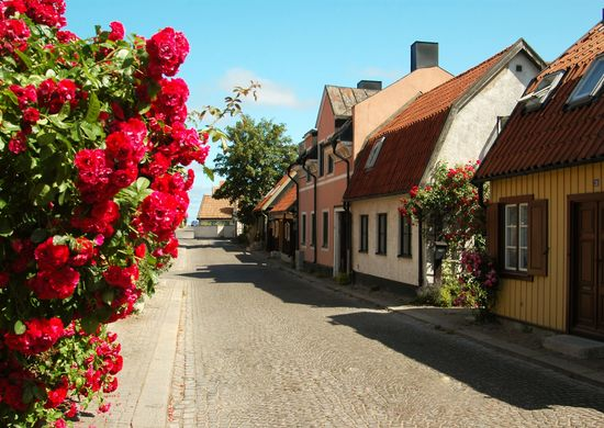 Atrask vikingų salą - Gotlandą 6d.