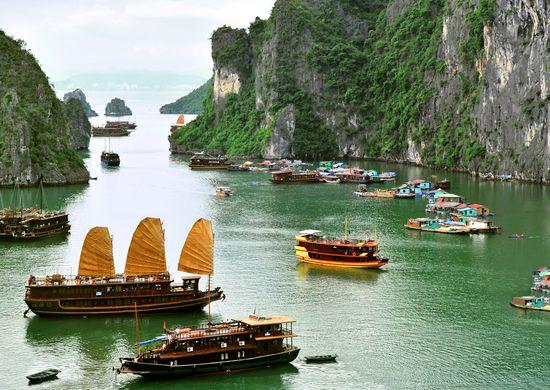 Vietnamo mozaika su poilsiu (keliaujant individualiai)