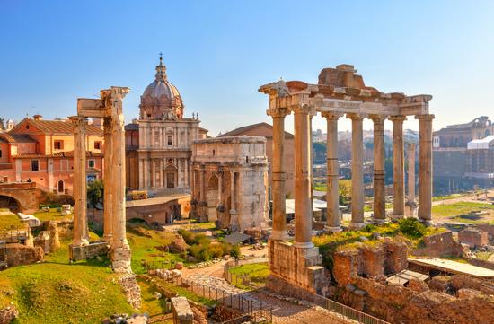 Žvilgsnis į Italiją