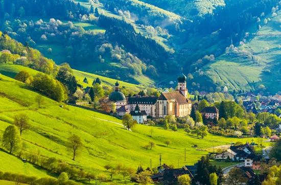 Prancūzijos Elzasas ir vaizdingasis Vokietijos Švarcvaldas... Juodosios girios paslaptys (7d/6n)