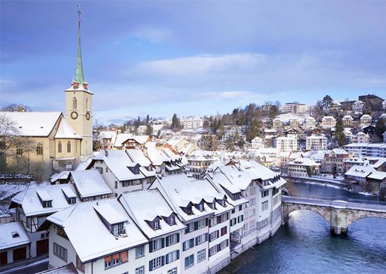 Šveicarija - Alpių karalienė