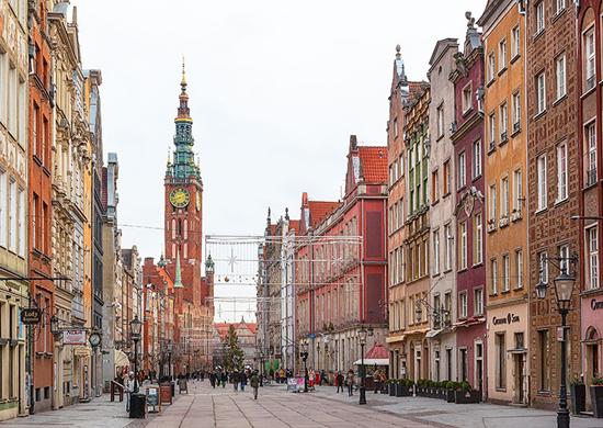 Šiaurės Lenkija... turistus žavinti ir žiemą