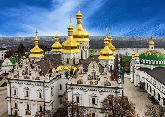 Savaitgalis žavingajame Kijeve