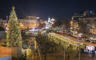 Naujieji metai Ukrainoje - svetingajame Lvove ( 3 dienos )