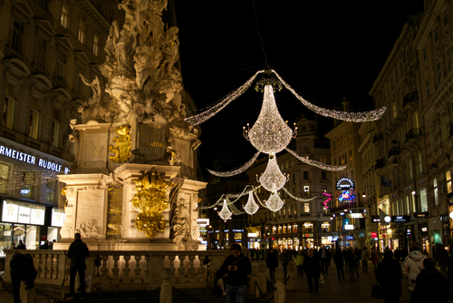 Praha - Viena - Budapeštas (Naujametinė)