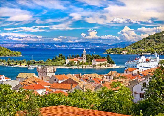 Kroatija: Dalmatija - Adrijos jūros salų ir įlankų karalienė (8 dienos)