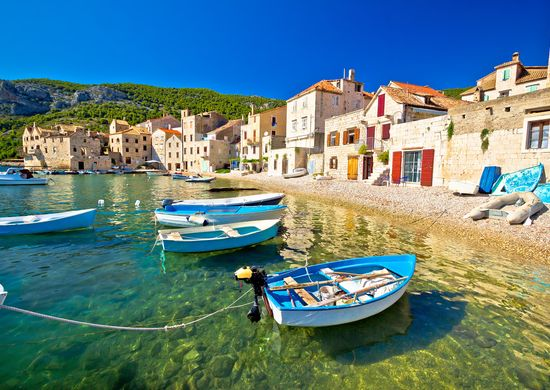 Kroatija: Dalmatija - Adrijos jūros salų ir įlankų karalienė (9 dienos)