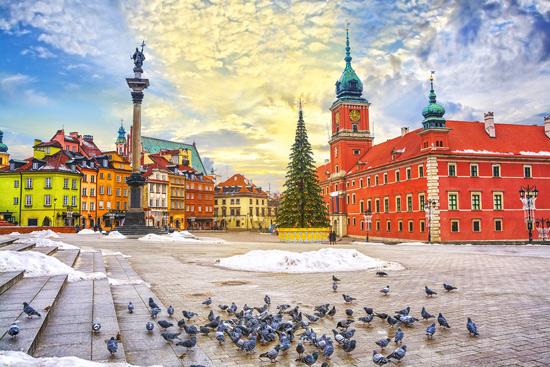 Kalėdinė mugė Lenkijos sostinėje - Varšuvoje (2 dienos)