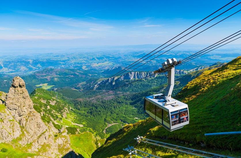Zakopanės kalnų kurortas ir didingos Lenkijos pilys