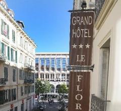 Grand Hotel Le Florence,                                                                                                                                                   Prancūzija, Nica