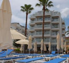 BEGONVILLE BEACH,                                                                                                                                                   Turkija, Marmaris