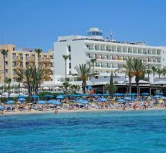 Nelia Beach,                                                                                                                                                   Kipras, Aja Napa