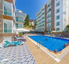 KLEOPATRA ATLAS HOTEL,                                                                                                                                                   Turkija, Alanija