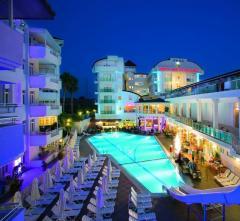 MERVE SUN HOTEL,                                                                                                                                                   Turkija, Sidė
