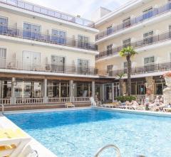 Hotel Ibersol Sorra D'Or Beach Club,                                                                                                                                                   Ispanija, Kosta Brava
