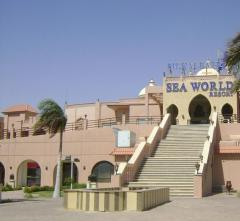 ALBATROS SEA WORLD (EX-SEA WORLD RESORT),  Egiptas, Hurgada