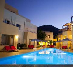 BLUE HORIZON APARTMENTS,                                                                                                                                                   Graikija, CRETE-RETHYMNO