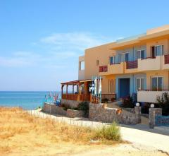 DANAOS BEACH APARTMENTS,                                                                                                                                                   Graikija, CRETE-RETHYMNO