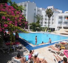 SONNEN HOTEL,                                                                                                                                                   Turkija, Marmaris