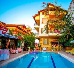 VILLA SONATA HOTEL,                                                                                                                                                   Turkija, Alanija