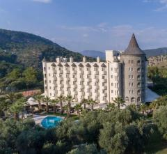 CASTLE RESORT AND SPA SARIGERME,                                                                                                                                                   Turkija, Marmaris