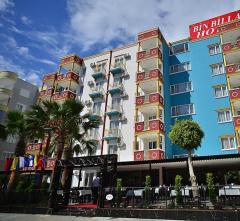BIN BILLA HOTEL,                                                                                                                                                   Turkija, Alanija