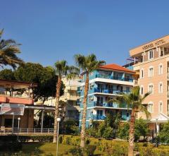 KLEOPATRA HERMES HOTEL,                                                                                                                                                   Turkija, Alanija
