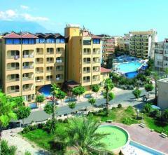 BAYAR SUN TIME HOTEL,                                                                                                                                                   Turkija, Alanija