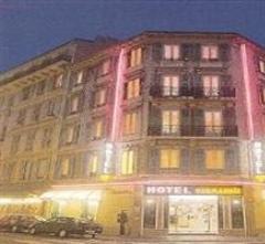 Hôtel Ozz by Happyculture,                                                                                                                                                   Prancūzija, Nica