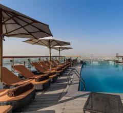 HILTON DUBAI CREEK,  Jungtiniai Arabų Emyratai, DUBAI-CITY
