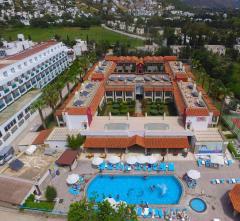 TIANA BEACH HOTEL,                                                                                                                                                   Turkija, Bodrumas