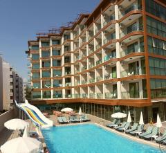 GRAND BAYAR BEACH HOTEL,                                                                                                                                                   Turkija, Alanija
