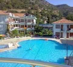 DORIAN HOTEL,                                                                                                                                                   Turkija, Fetija