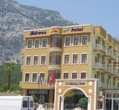 TAL BEACH HOTEL,                                                                                                                                                   Turkija, Kemeras