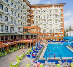 SUN FIRE BEACH HOTEL,  Turkija, Alanija