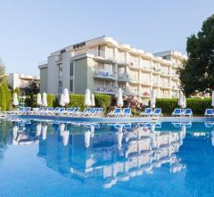 DAS CLUB HOTEL SUNNY BEACH RODOPI - ZVETE - FLORA PARK,  Bulgarija, Burgasas