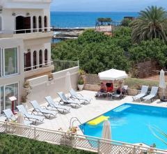 MARI KRISTIN BEACH HOTEL,                                                                                                                                                   Graikija, CRETE-HERAKLION